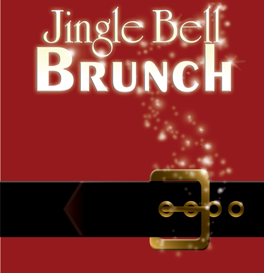 Jingle Bell Brunch with Santa Clause and friends!