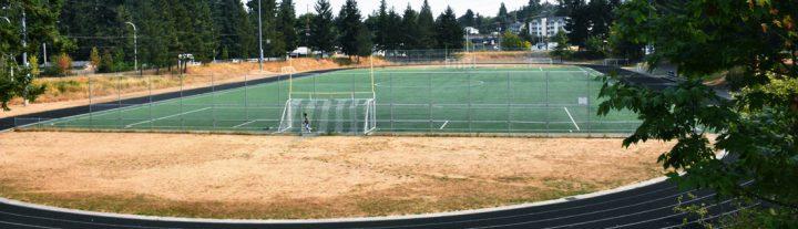 Sacajawea Park Soccer Field Photo