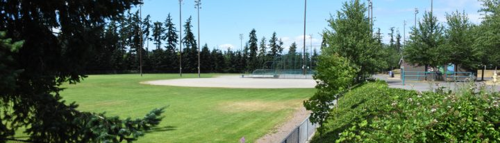 Saghalie Park Field Photo