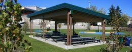 Town Square Park picnic site