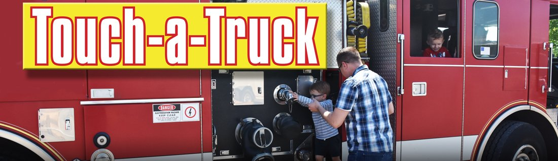 Touch A Truck, May 18