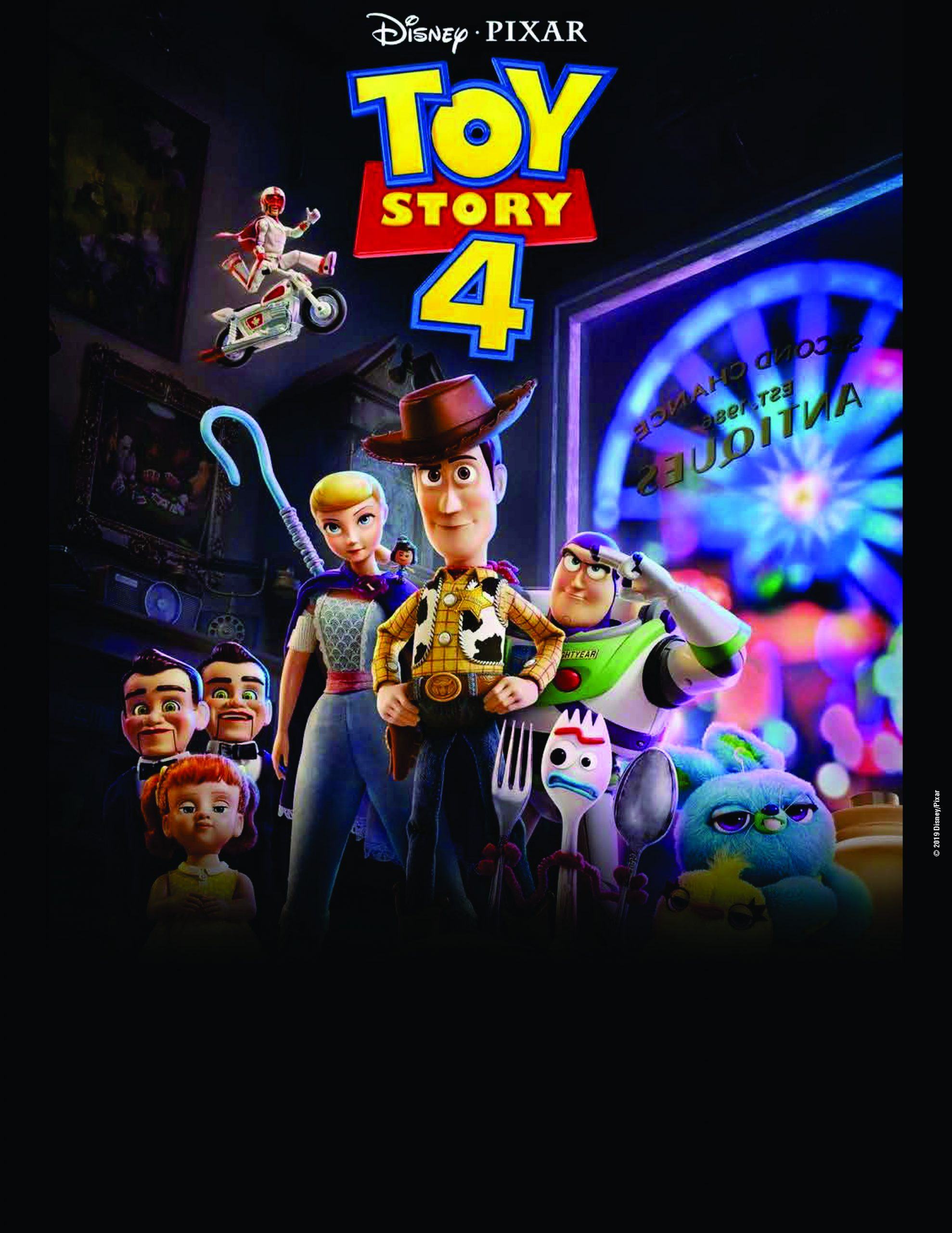 Movies in the Park – Toy Story 4