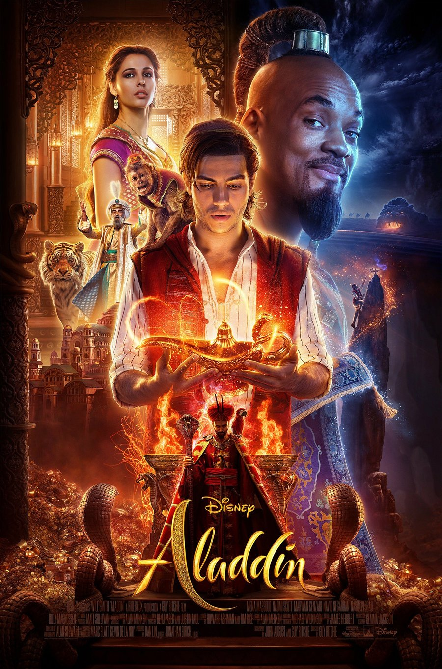 Drive-in Movie – Aladdin 2019 CANCELLED